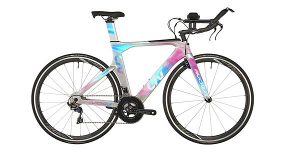 Liv Avow Advanced Triathlon Road Bike pink/turquoise